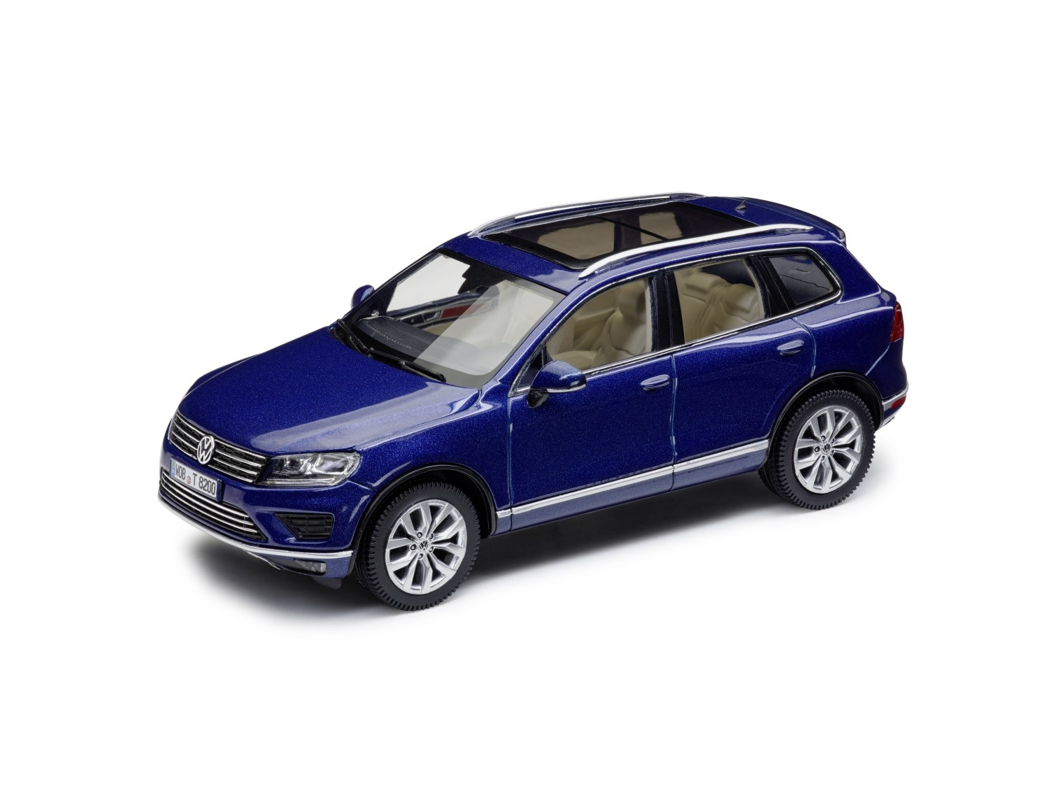 Touareg NF-GP, Reef Blue metalizado