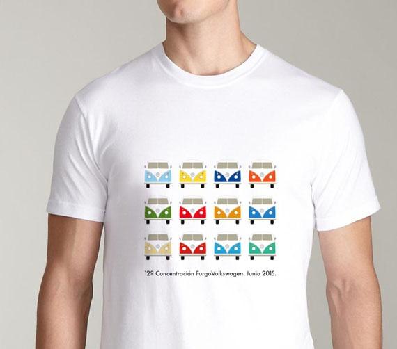 Camiseta 12ª Concentración FurgoVolkswagen
