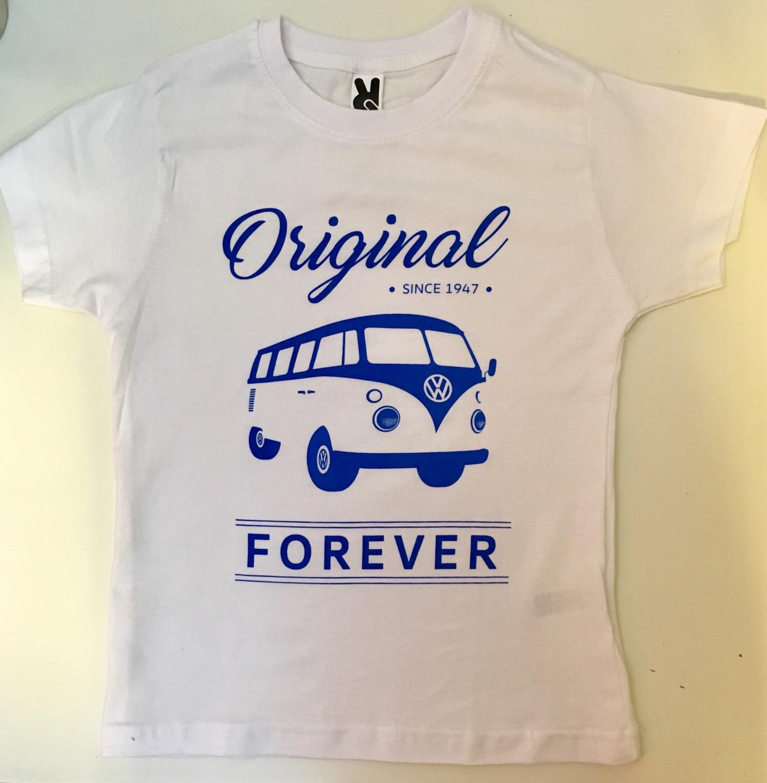 Camiseta Niño Original Forever