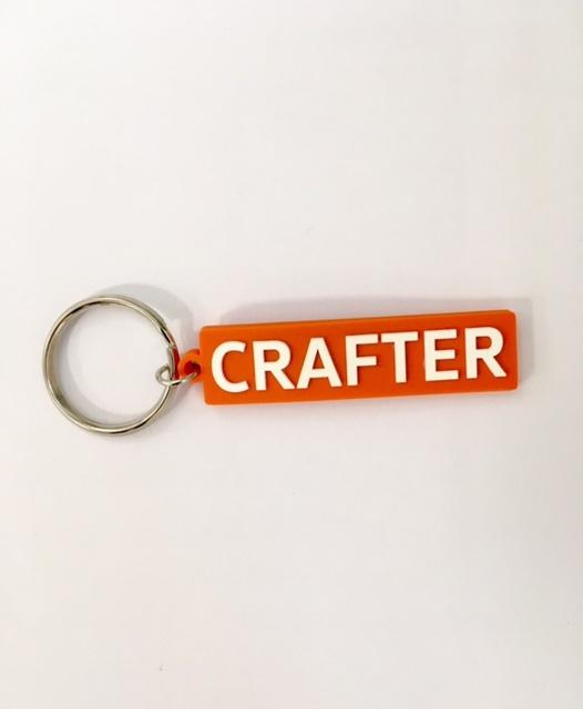 Llavero Crafter