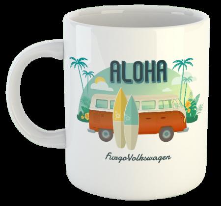 Taza Aloha FurgoVolkswagen