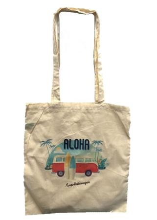 Bolso de tela Aloha FurgoVolkswagen