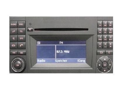 Autorradio RCD 3002