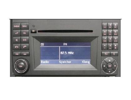 Autorradio RCD 4002