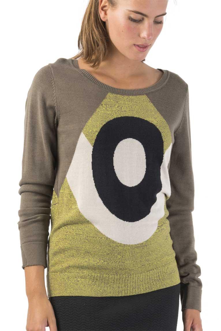 ELIXABETE Sweater