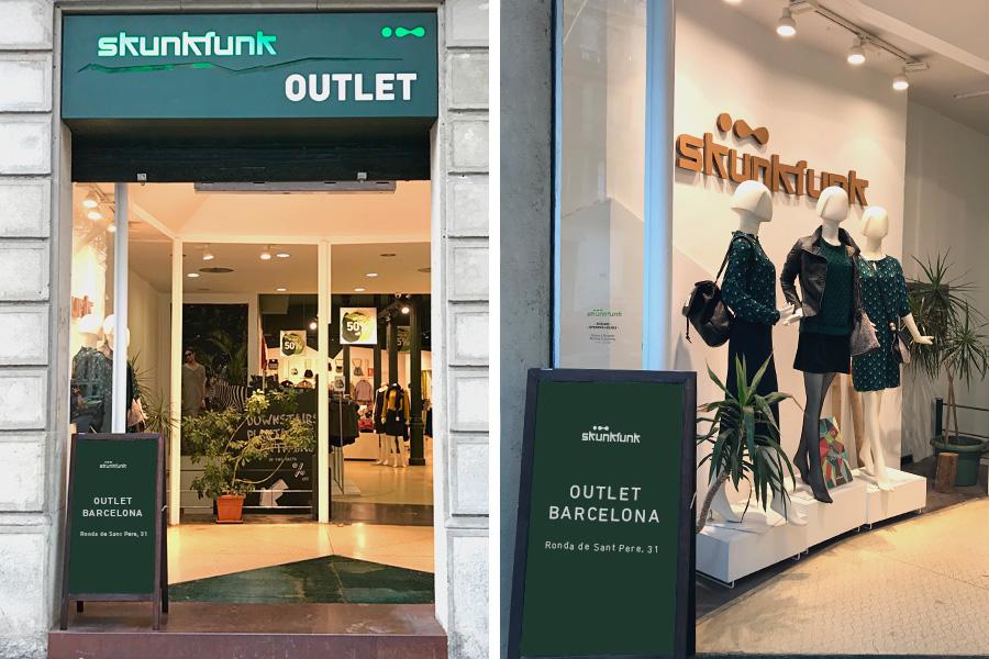 Barcelona - Outlet