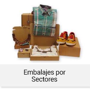 Embalajes por Sectores