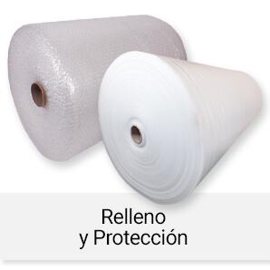 Relleno y Protección