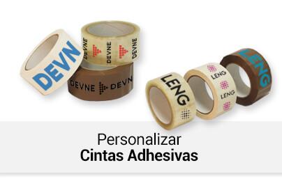 Personalizar Cintas Adhesivas