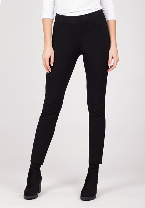 Pantalon punto negro