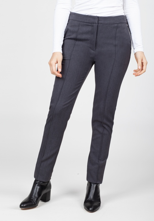 Basic Grey Trousers