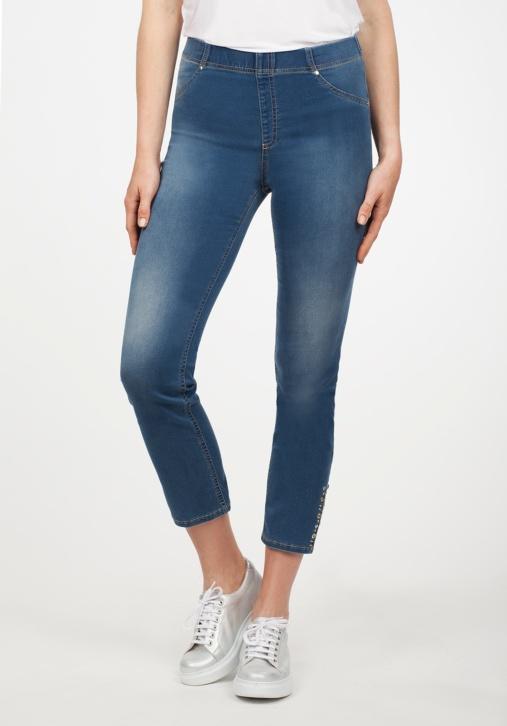 Pantalones Jeans Basicos