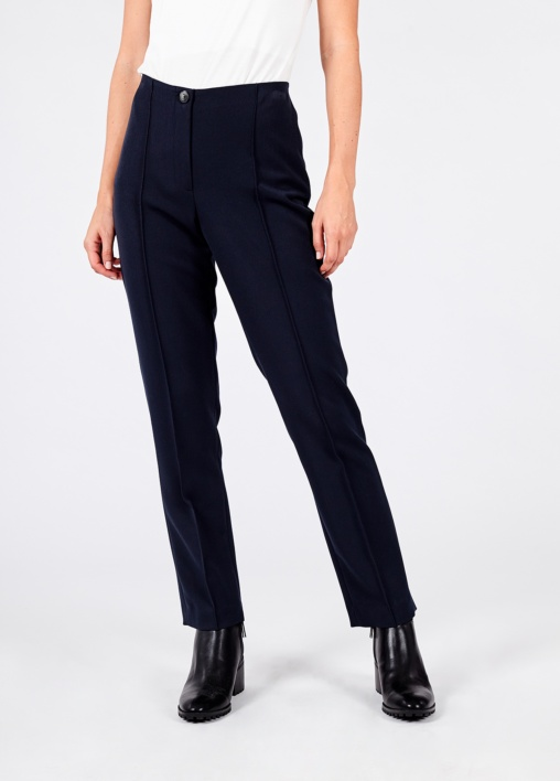 Basic Blue Trousers