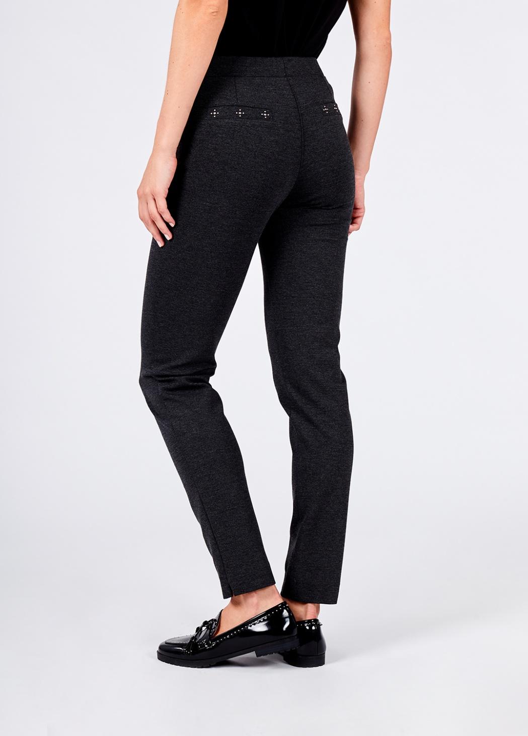Pantalon Punto Gris 2