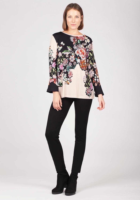 Jersey de flores