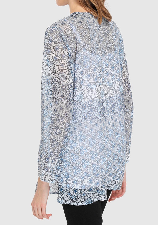 Blusa Geométrica