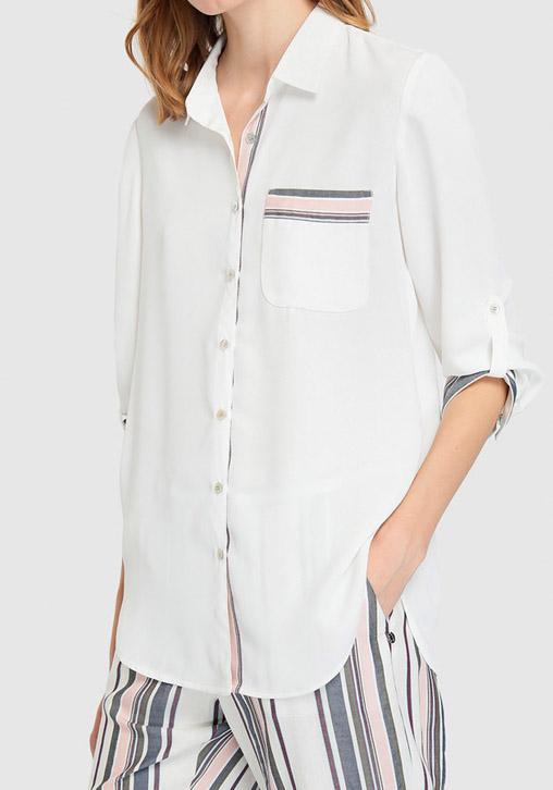 Blusa camisera