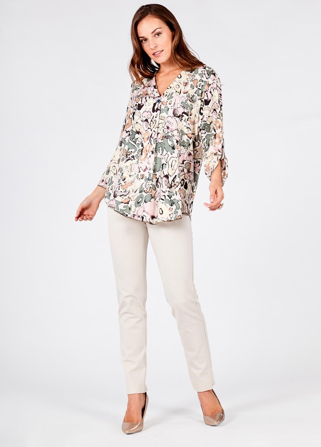 Blusa estampada 2