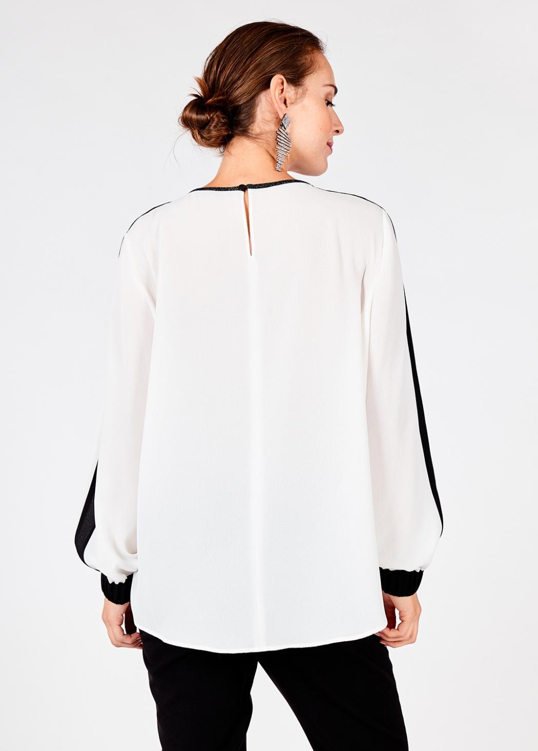 Blusa Bicolor 3