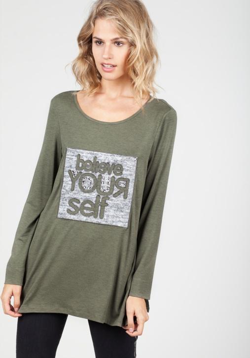 Camiseta Believe Your Self