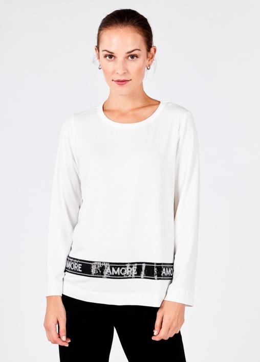 Camiseta Pallete Blanca