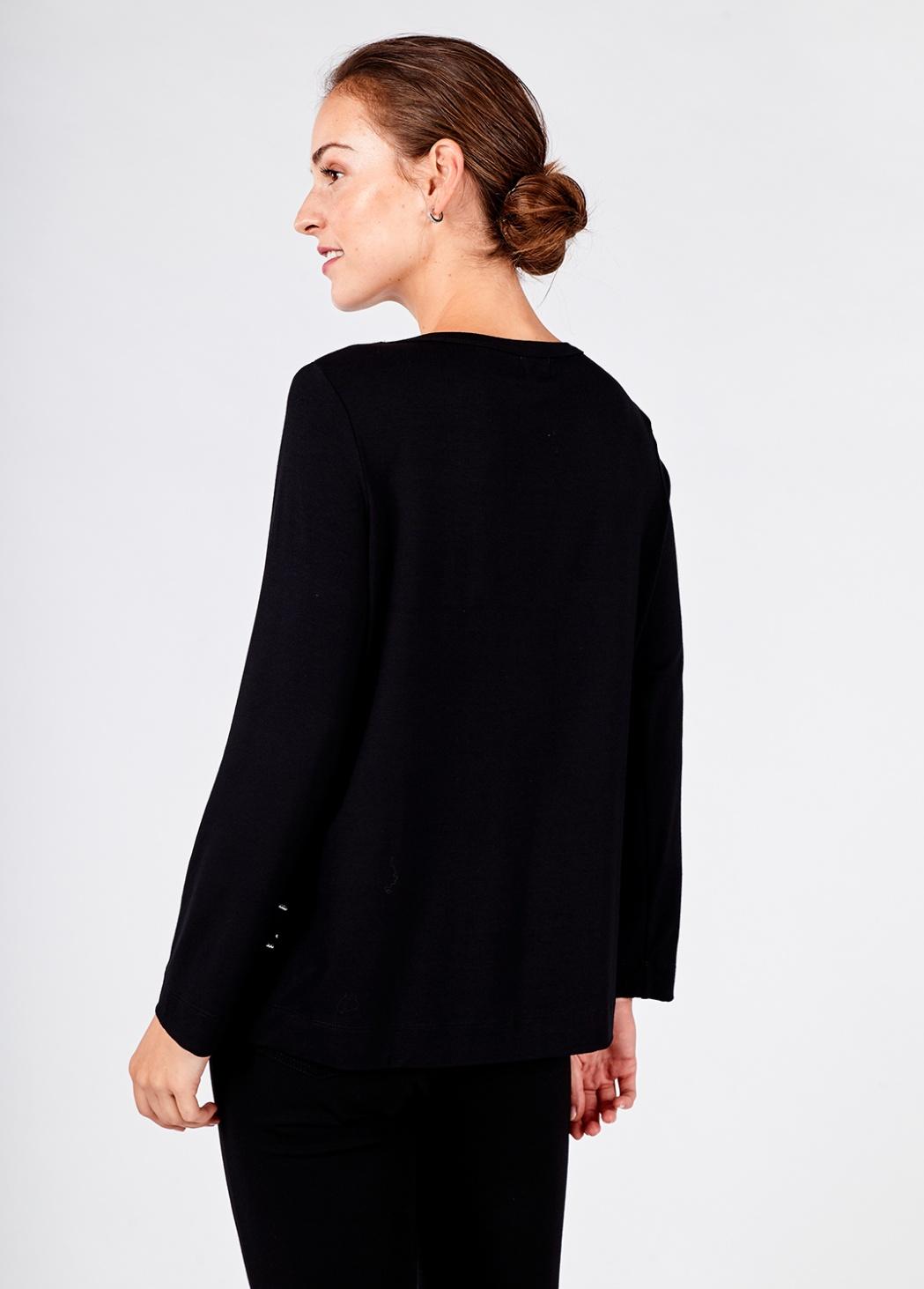 Camiseta Negra Pallete 3