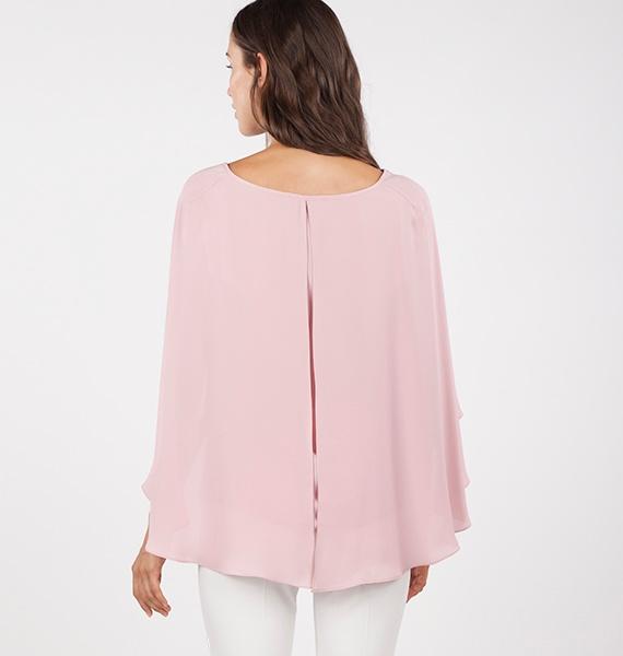 Blusa capa