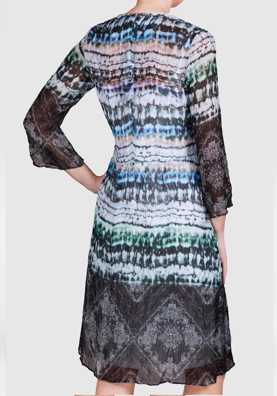 Vestido Tie-Dye