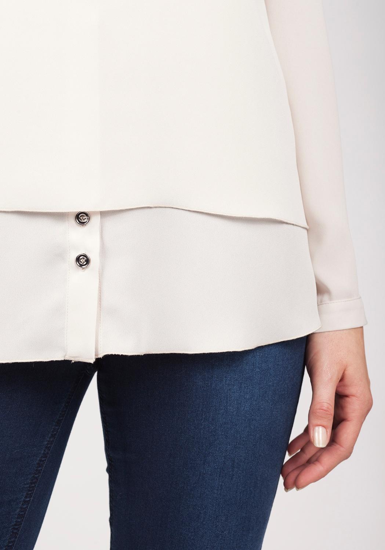 Blusa de botones
