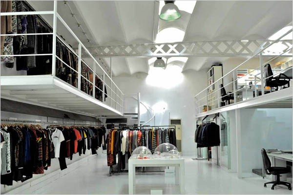 MADRID SHOWROOM ANNA MORA