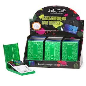 CARD HOLDER PUSH UP HF - Item2
