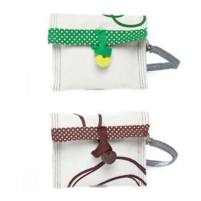 COTTON PURSE - Item
