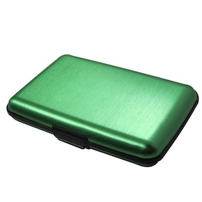 ALUMINUM CARD HOLDER HF - Item2