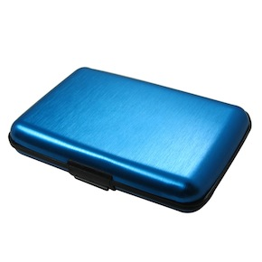 ALUMINUM CARD HOLDER HF - Item5