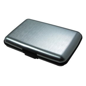 ALUMINUM CARD HOLDER HF - Item7