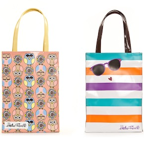BOLSA SHOPPING SUNGLASSES + OWL HF