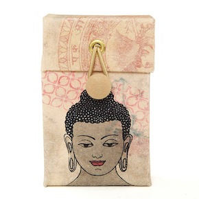 CIGARETTE CASE BUDHA HF - Item3
