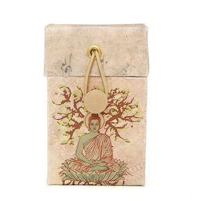 CIGARETTE CASE BUDHA HF - Item5