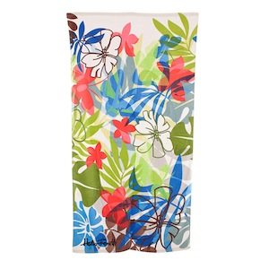 MULTICOLORED BEACH TOWEL