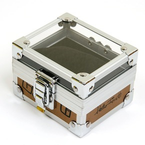 TRANSPARENT JEWELRY BOX HF