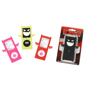FUNDA IPOD DEVIL HF