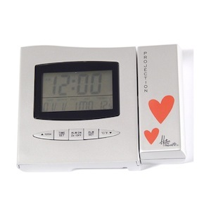 ALARM CLOCK HEART HF
