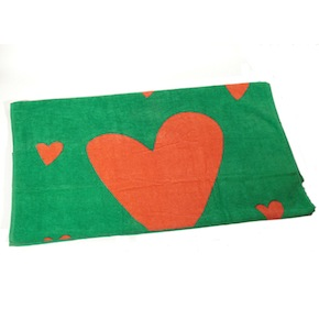 HEART TOWEL HF