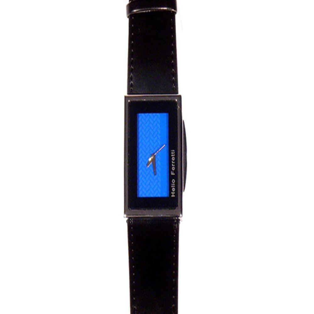 BLACK & bLUE WATCH HF