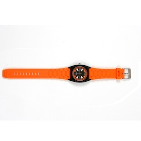 ORANGE WATCH HF