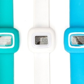 DIGITAL SILICONE WATCH HF - Item1