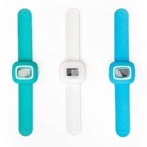 DIGITAL SILICONE WATCH HF