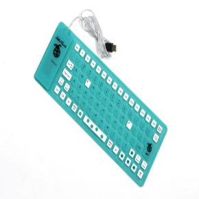 TECLADO ENROLLABLE HF
