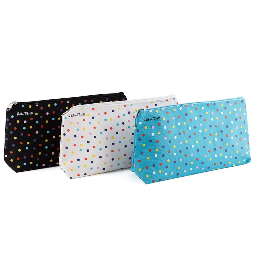 DOTS TOILET BAG HF
