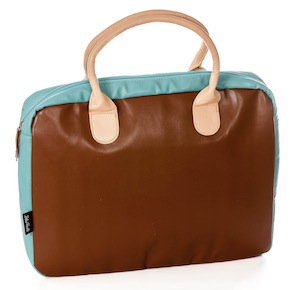 BROWN LAPTOP CASE HF